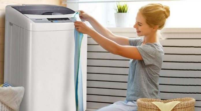 Best Portable Washing Machines For Apartments