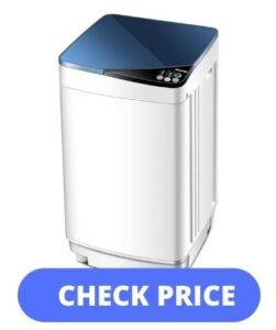 Giantex Full-Automatic Portable Washing Machine