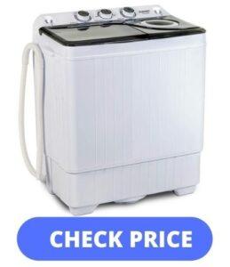 KUPPET Compact Portable Mini Washing Machine