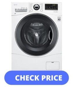 LG WM3488HW 24 Combo Washer Dryer