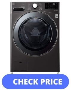 LG WM3998HBA Front Load Washer