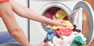 Load A Front Load Washing Machine