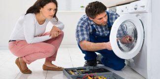 Repair Washing Machine At Home