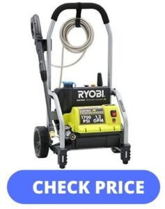 best-Ryobi-Electric-Pressure-Washer-for-cars