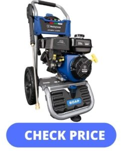Westinghouse WPX2700 Pressure Washer