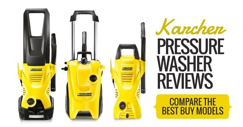 best-Karcher-pressure-washers-for-car