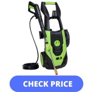 Qualidy 4500PSI High Power Electric Pressure Washer