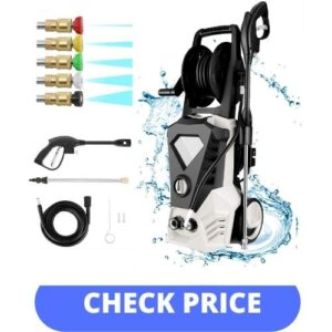 ROOJER Electric Pressure Washer