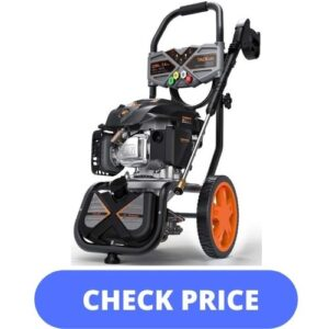 TACKLIFE 3200 PSI Gas Power Washer