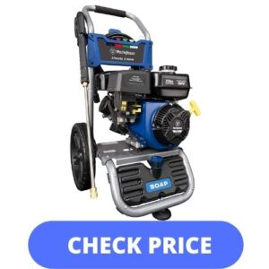 Westinghouse WPX2700 Gas-Powered Pressure Washer