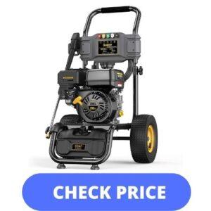 BLUBERY 3500PSI Gas Pressure Washer