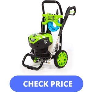 Greenworks GPW2200 Pressure Washer