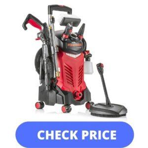 Powerhouse Power Pressure Washer