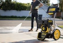 Best Pressure Washers for Concrete