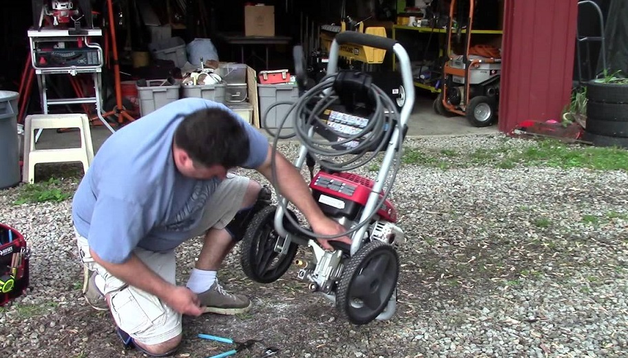 Maintain A Pressure Washer For A Long Life