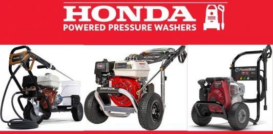 Best Pressure Washer with Honda Engine