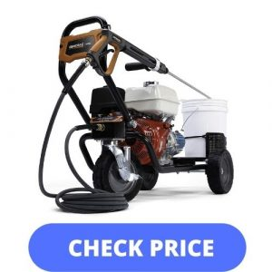 Generac G0088720 4000PSI 3.5GPM Commercial Pressure Washer