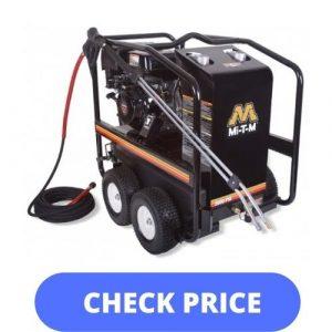 Mi-T-M HSP-3504-3MGH HSP Hot Water Engine Pressure Washer