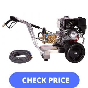 Pressure Pro E4040HC Heavy Duty Pressure Washer