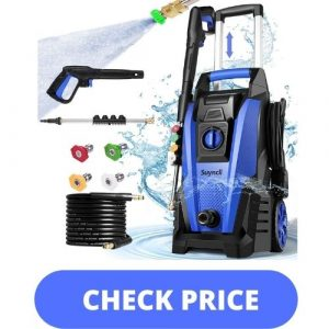 Suyncll 3800PSI Electric Power Washer