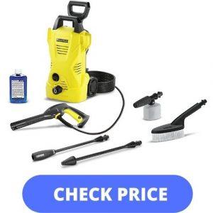 Karcher K2 Car Care Kit Electric Power Washer