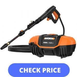 WORX WG601 13Amp 1500 psi Pressure Washer