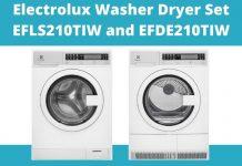 Electrolux Washrer Dryer